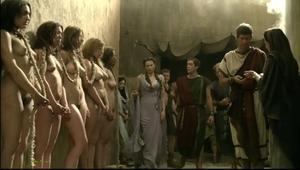 spartacus cock scenes