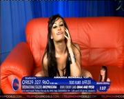 th 24676 TelephoneModels.com Amanda Rendall BlueBird TV November 18th 2010 012 123 106lo Amanda Rendall   BlueBird TV   November 18th 2010