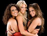 Extreme Expose (Kelly Kelly, Layla El & Brooke Adams): Extremely Hot (x10 Pics)