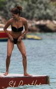 Brooke Burke in a Bikini in St. Barts - August 14, 2010