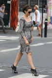 Dannii Minogue picks up dry cleaning and then shopping at Leona Edinstion in Melbourne - Jan 12, 2010 (x26)