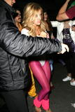 Kristin Cavallari in pink at club Hyde in Hollywood for 70's party - Hot Celebs Home