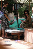 Paz Vega | Bikini Candids on the Hotel Pool in Marbella | July 30 | 25 pics
