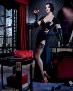 Katy Perry in a Photo Shoot by David LaChapelle for ghd