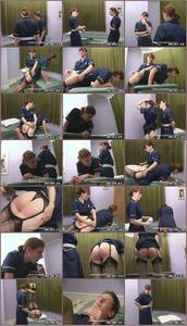 A Lesson for Nurse Lucy Spanking